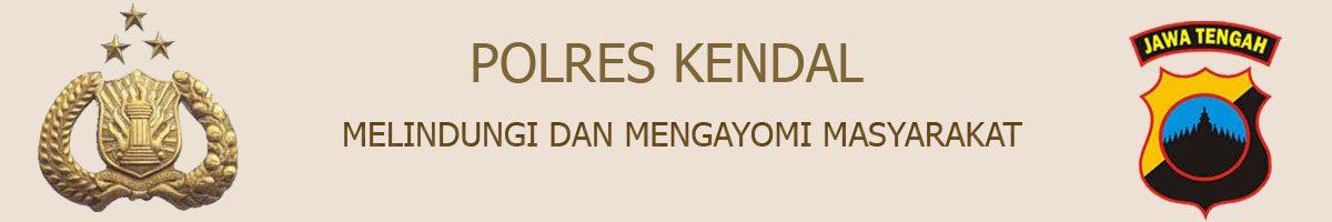 Polres Kendal