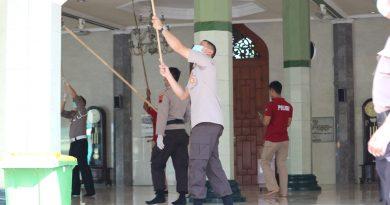 Bakti Sosial Hari Bhayangkara ke 73 Polres Kendal