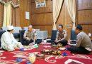 Kapolres Kendal Silaturahmi ke Gus Sholah Pengasuh Ponpes Apik Kaliwungu