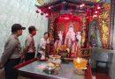 Jelang Perayaan Imlek, Kapolres Kendal Kunjungi Kelenteng Tri Dharma Weleri