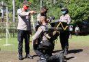 10 Bintara Remaja Polres Kendal Ikuti Pembinaan Tradisi Pembaretan