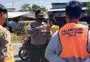 Memakai Rompi Orange, Pelanggar Protokol Kesehatan di Boja Diberi Sanksi Bersihkan Jalan Pemuda