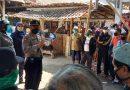 Cegah Penularan Covid19 di Pasar Sepeda, Kapolsek Cepiring Imbau Warga Selalu Terapkan 4M