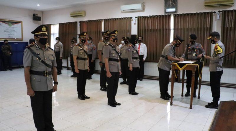 4 Jabatan Perwira Polres Kendal Alami Pergeseran