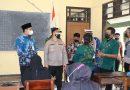 Bupati Kendal dan Kapolres Kendal Launching Posko Sekolah Sehat, Bentuk Pengawasan Pelaksanaan Prokes di Sekolah